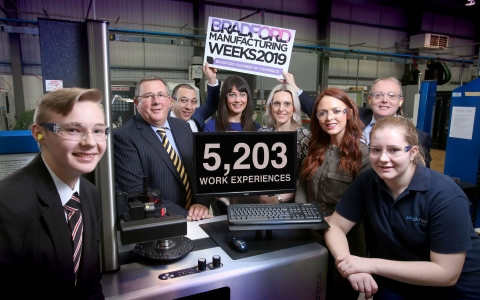 "Bradford Manufacturing Weeks 2019 a ""huge success"" as results more than double previous year"